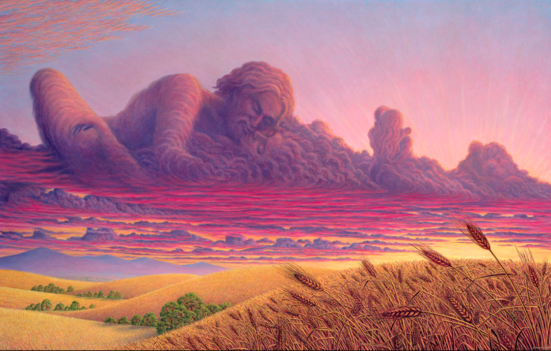 Nubial Bliss by Mark Henson