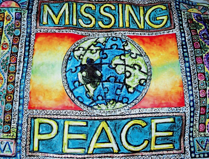 Missing Peace Live Backdrop